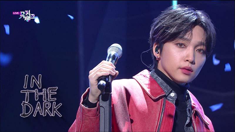 ミュージックバンク#1057(韓国放送2021年1月8日)