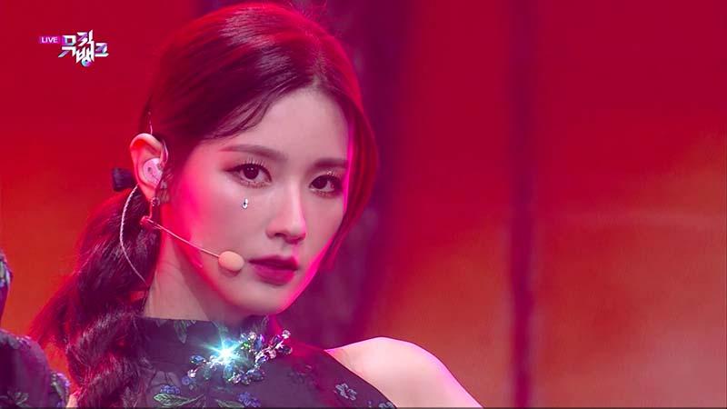 ミュージックバンク#1059(韓国放送2021年1月22日)