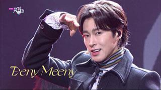 ミュージックバンク#1060(韓国放送2021年1月29日)