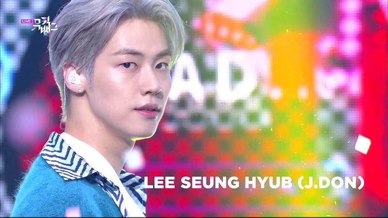 ミュージックバンク#1063(韓国放送2021年2月26日)