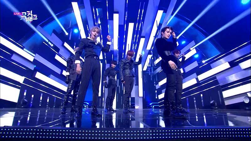 ミュージックバンク#1064(韓国放送2021年3月5日)
