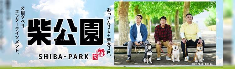 ドラマ「柴公園」メインビジュアル