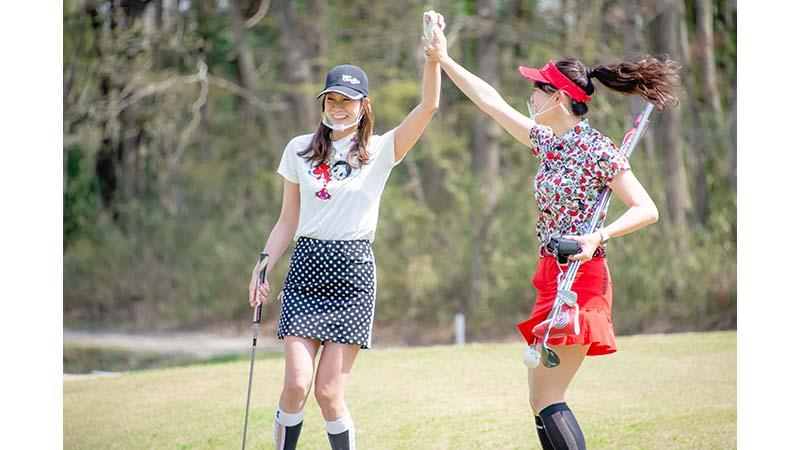 YouTubeで話題の癒し系ゴルフ女子がテレビ初登場! 「ゴルフ女子 ヒロインバトル」 5月2日(日)ひる1時30分 BS12で放送!