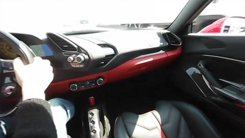 『未来愛車』~12th future Ferrari 488 GTB~