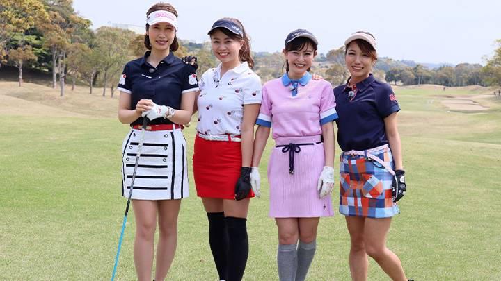 ゴルフ女子zero