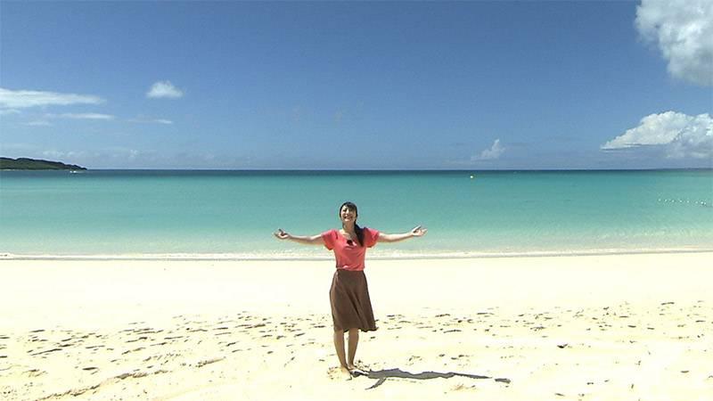 『宮古島 癒しの楽園~暮らすように過ごす~』絶景のビーチ
