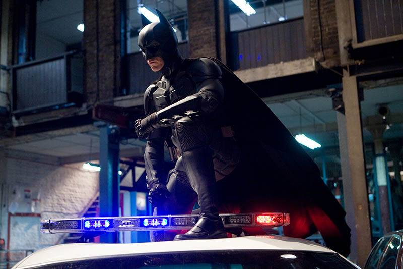 「土曜洋画劇場」 バットマン生誕80周年! 10月はダークナイト・トリロジーを3週連続放送