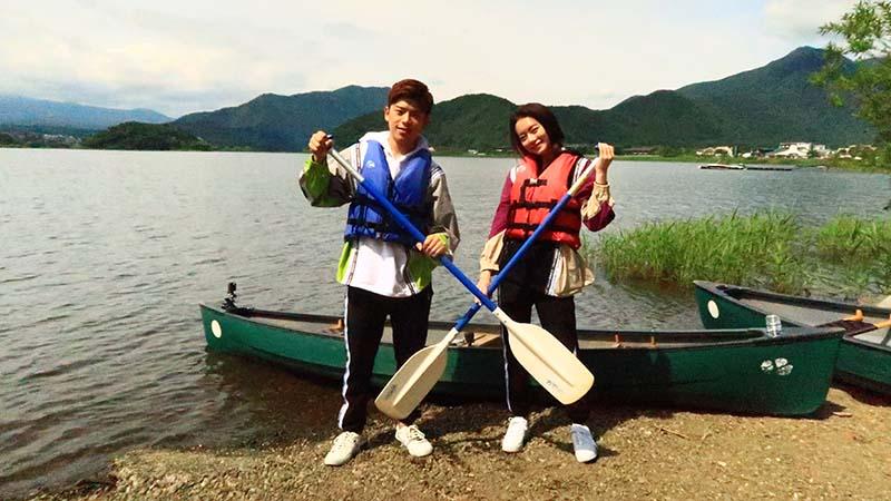 ~富士山・河口湖で贅沢グランピングの旅~