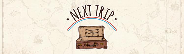 NEXT TRIPメインビジュアル