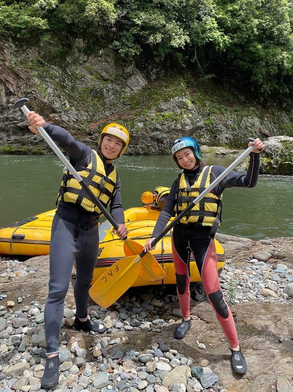 大人気YouTuber なこなこカップルが豪華アウトドアを満喫!「NEXT TRIP ~富士山・河口湖で贅沢グランピングの旅~」8月5日(木)よる9時から放送