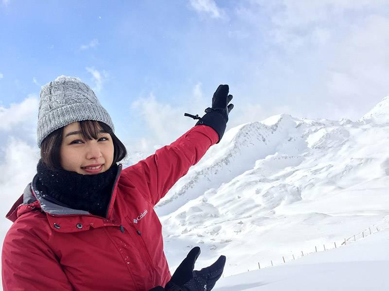 女優・桜井日奈子がスイスの魅力をお届け! 「NEXT TRiP~スイス・インターラーケン編~」 3月29日(日)よる7時から放送