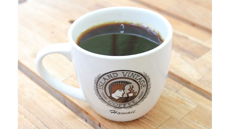 #1「アイランドヴィンテージコーヒー」