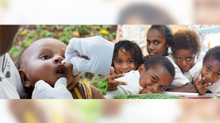 ワンアクション~世界の子どもを救う第一歩~のサムネイル