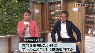 """藤田プロがアドバイス!神奈月さんの""""スコアをあげる戦略""""③"""