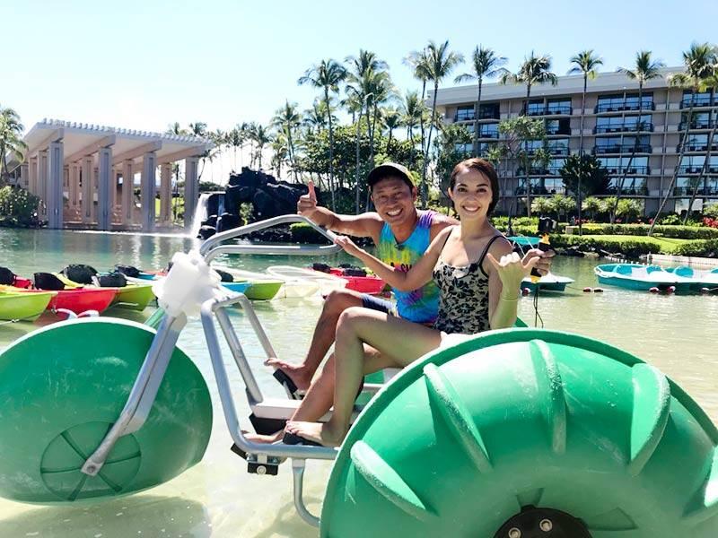 #44「一度は泊まりたい!ハワイ島の極上リゾート<ヒルトン・ワイコロア・ビーチリゾート>」