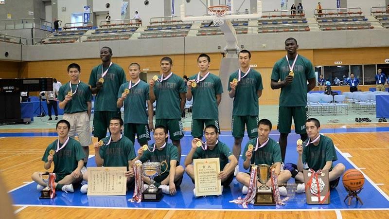 決勝で107-59。圧倒的な強さでインターハイ優勝を果たした福岡第一高校
