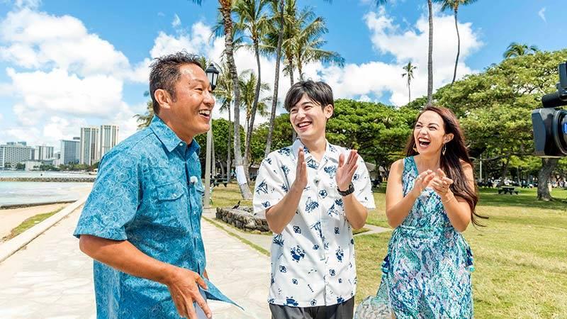#49「お宝発掘!?王道ハワイアンショッピング!!」