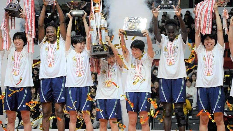 男子・福岡第一、女子・岐阜女子の優勝で閉幕した昨年のWC。今年頂点に立つのはどのチームか!?