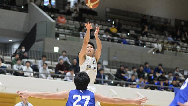 田代幹選手は第1戦目の最終盤で同点弾を立て続けに落とした。悔しさを来季の糧としてほしい