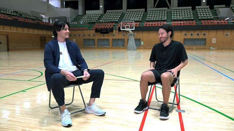 40歳目前の田臥勇太が考える「自身の伸びしろ」とは?元日本代表の渡邉拓馬さんと夢の対談