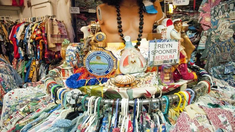 アロハシャツの品揃えは1万5000枚以上! ベイリーズ・アンティークス & アロハシャツ/Bailey's Antiques & Aloha Shirts