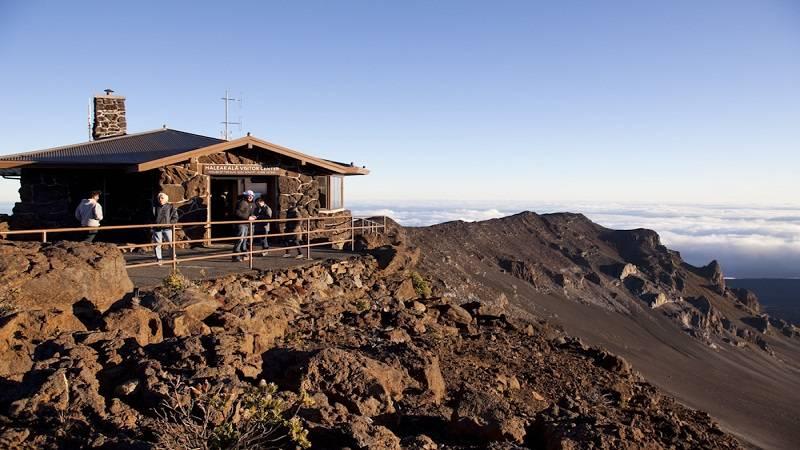 天空に広がる神秘的な光景 ハレアカラ/Haleakala
