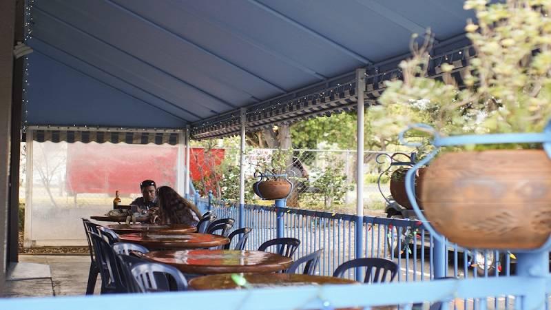 野菜たっぷりのヘルシーギリシャ料理 オリーブ・ツリー・カフェ/Olive Tree Cafe