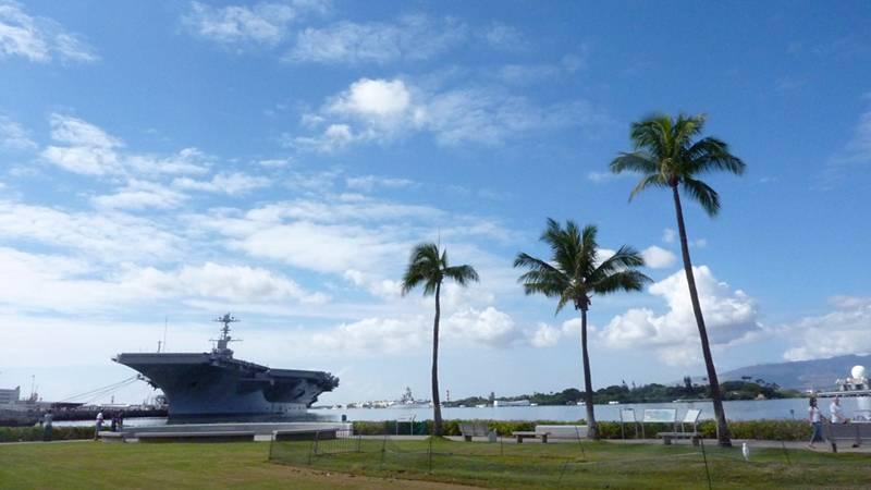 日本人なら一度は行きたい学びの場 パール・ハーバー/Pearl Harbor