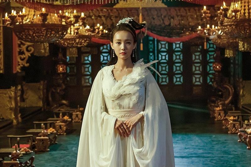 中国ドラマ「晩媚と影~紅きロマンス~」のあらすじ・ストーリー