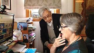 核の記憶 89歳ジャーナリスト 最後の問いのサムネイル