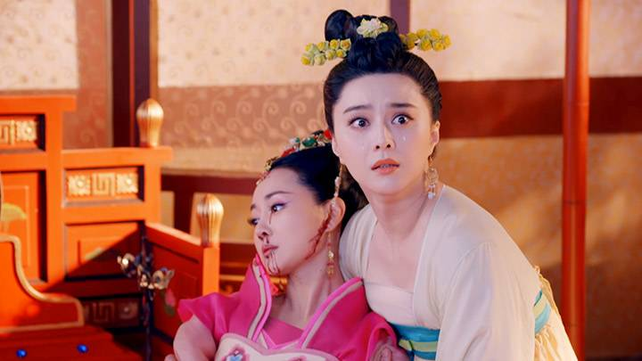 第6話 捕らわれの身 | 中国ドラマ「武則天-The Empress-」 | BS無料 ...