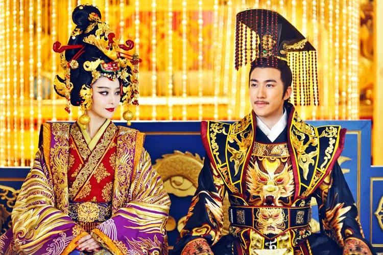 中国ドラマ「武則天-The Empress-」のあらすじ・ストーリー