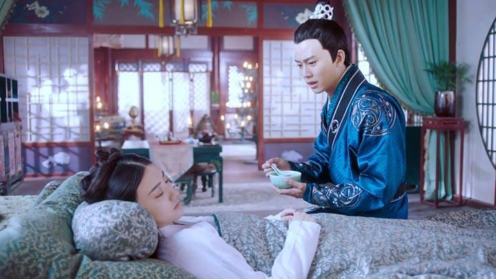 第21話 広平王妃の座をかけて