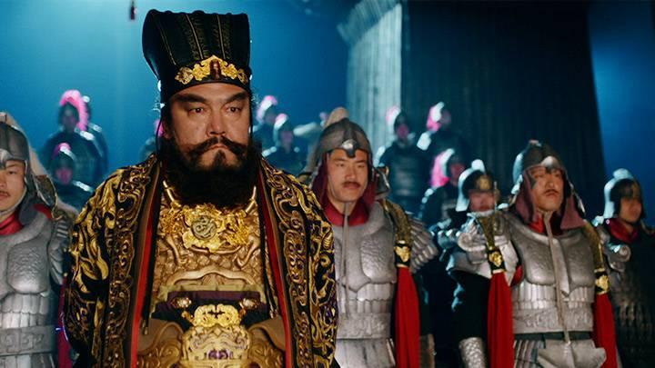 第1話 「倚天(いてん)剣と青釭(せいこう)剣」