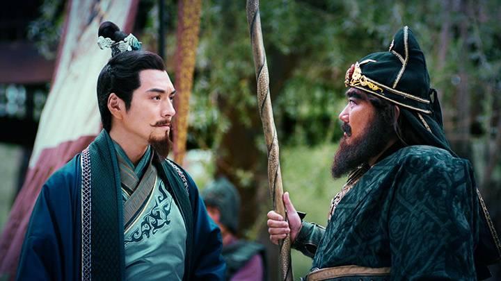 第42話「長坂坡(ちょうはんは)の戦い」