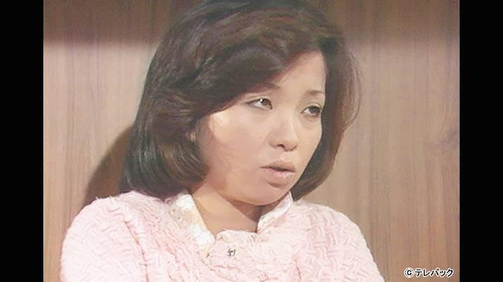 第6話 女優宣言の木原光知子、きょうから登場