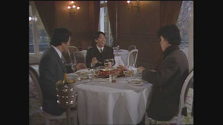 第11話「恋とゲテモノ料理」