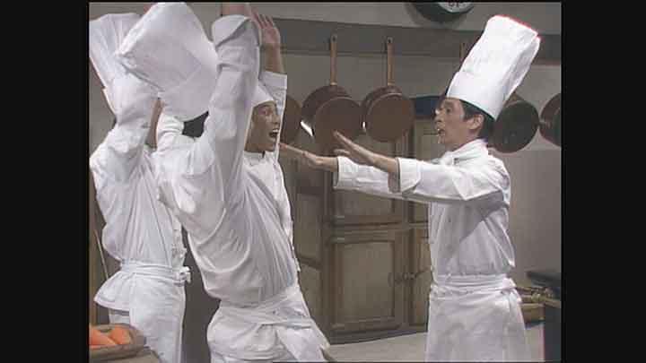 第16話「シャンパンと関東大震災」