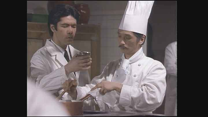 第19話「カツレツとパリ祭」【終】