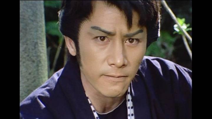若さま侍捕物帳の第2話「参上!!男の花道」