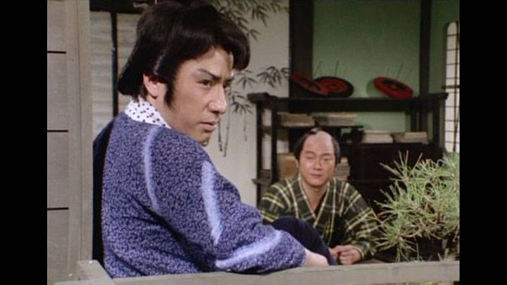 若さま侍捕物帳の第6話「参上!!寄席ばやし」
