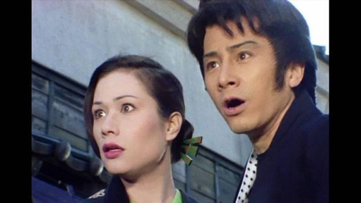 若さま侍捕物帳の第9話「参上!!夜桜お吉」