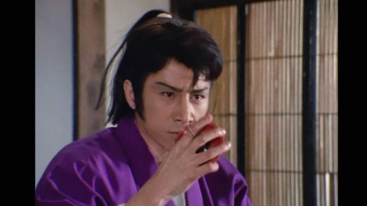 若さま侍捕物帳の第11話「参上!!恐怖の妖刀」
