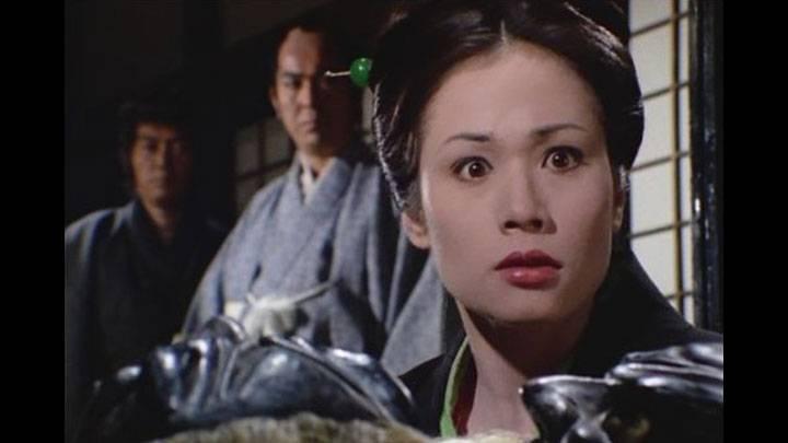 若さま侍捕物帳の第12話「参上!!女岡っ引」