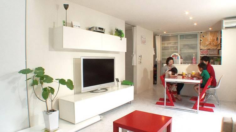 住宅革命~新発想の家-casa cube-