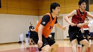 超大型・超若手の男子日本代表チームに、太田敦也(三遠)が伝えたいこと