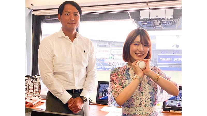 内田真礼『BS12プロ野球中継2020』 特別インタビュー