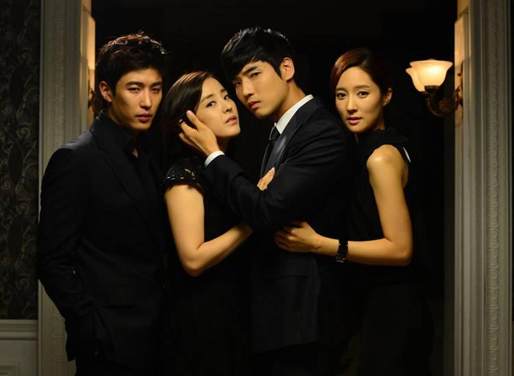 韓国ドラマ「二人の女の部屋」のあらすじ・ストーリー