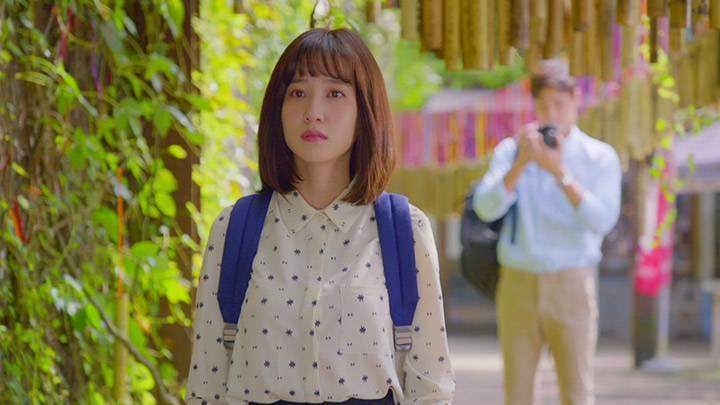 韓国ドラマ「江南ロマン・ストリート」の第1話