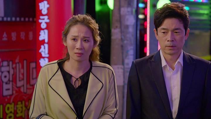 韓国ドラマ「江南ロマン・ストリート」の第2話